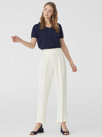 Nice Things Culottes in Ecru