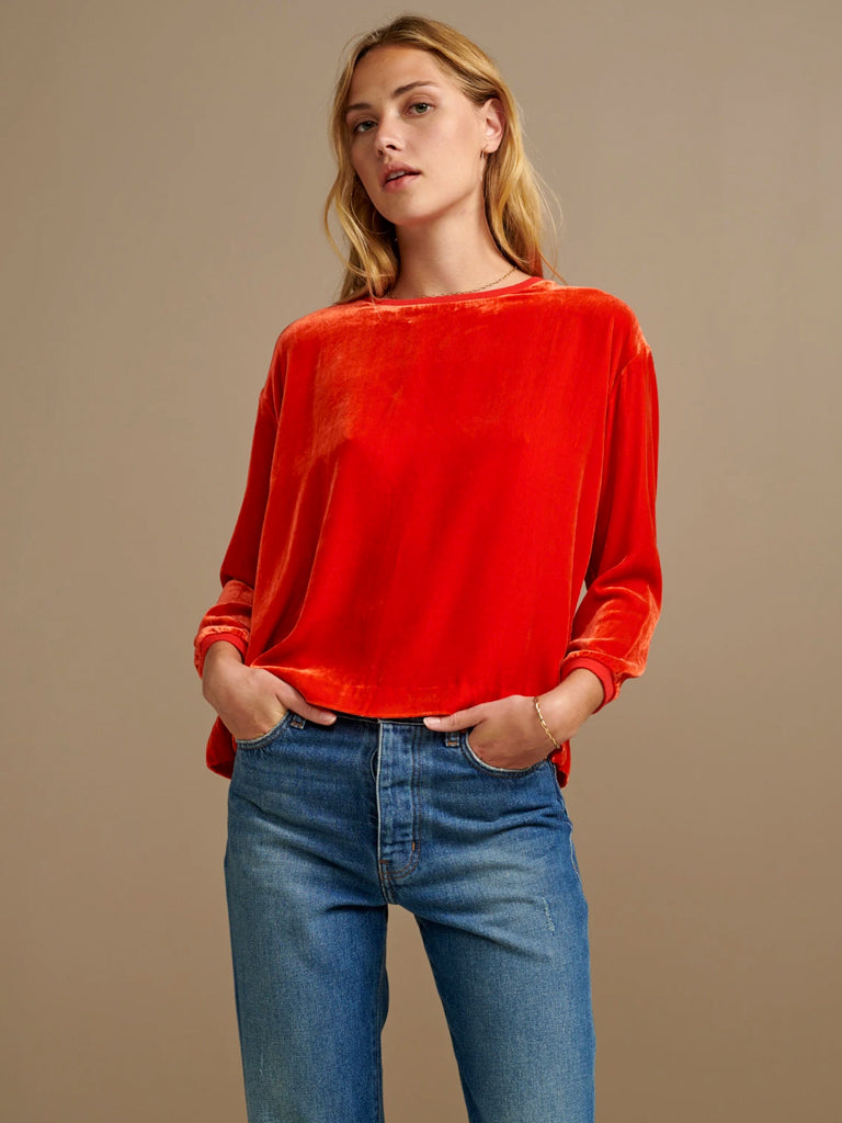 Bellerose Ashi Top in Sofa