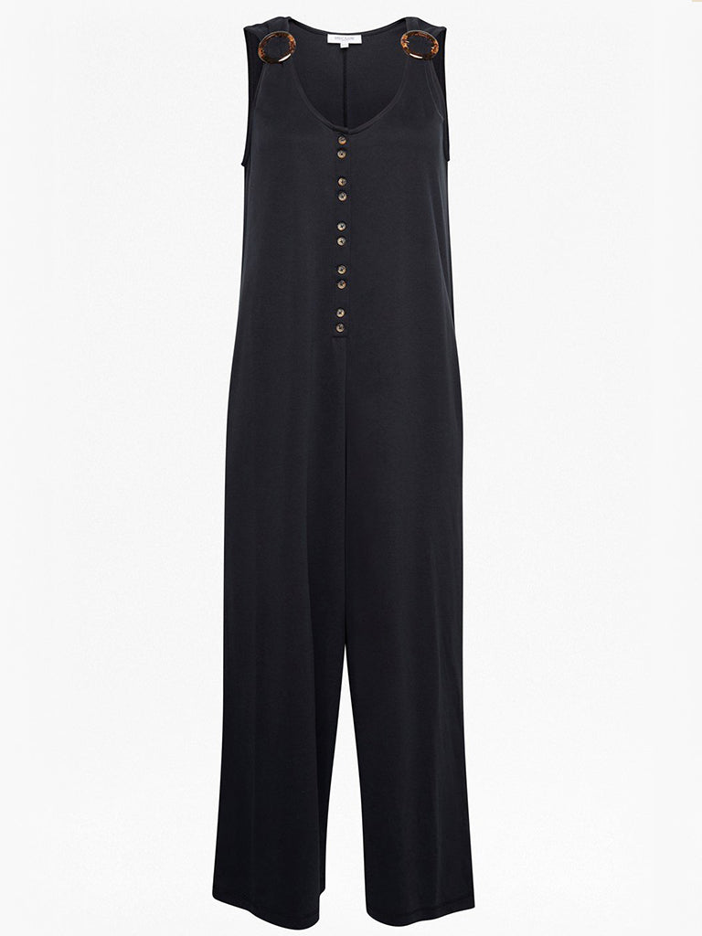 Great Plains Suki Jumpsuit in Washed Black
