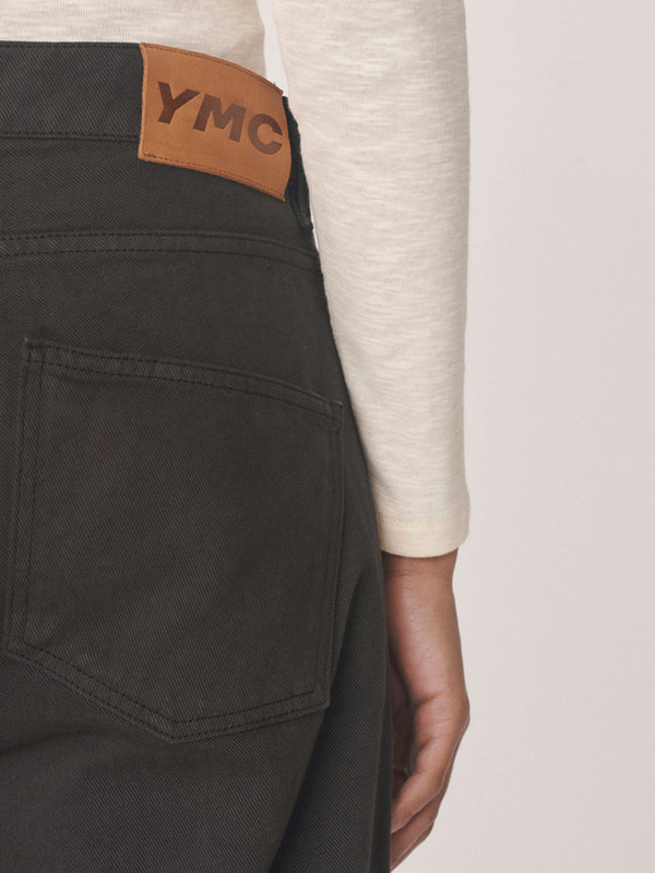 YMC Tearaway Jean in Black