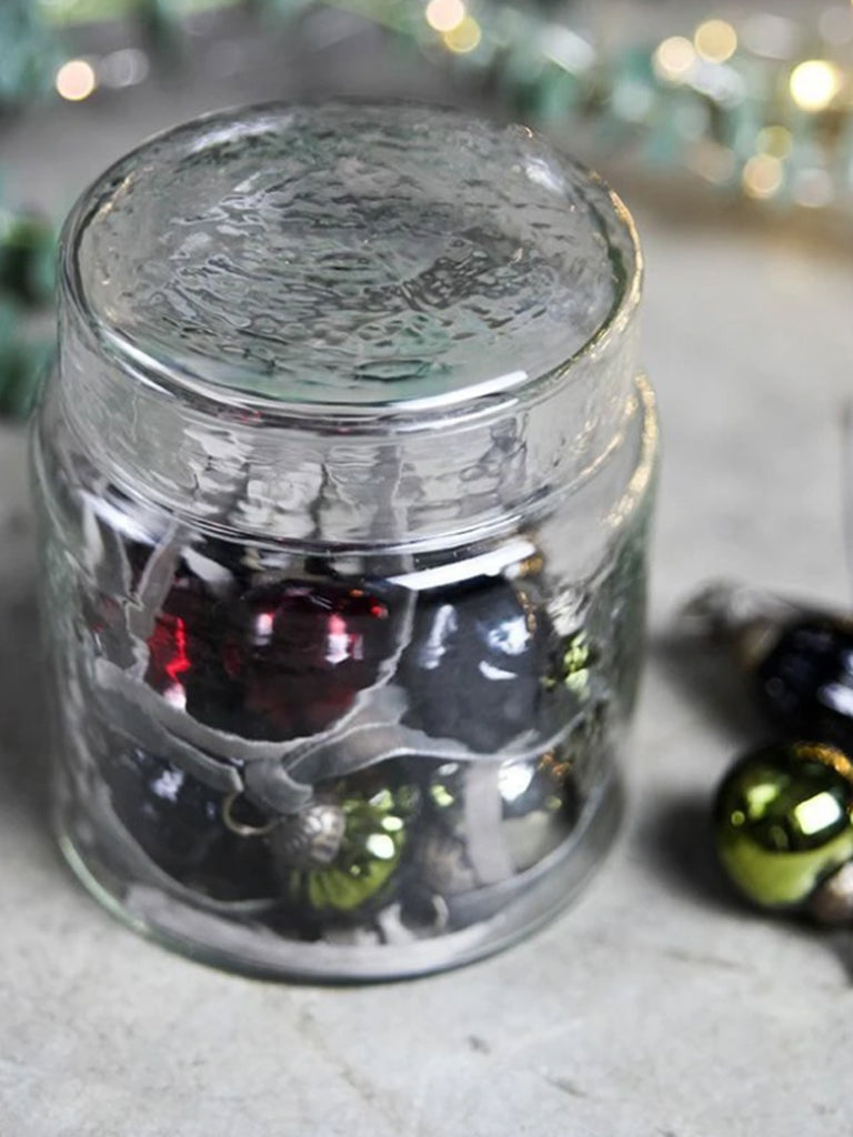 Nkuku Adisa Bauble Jar in Multi