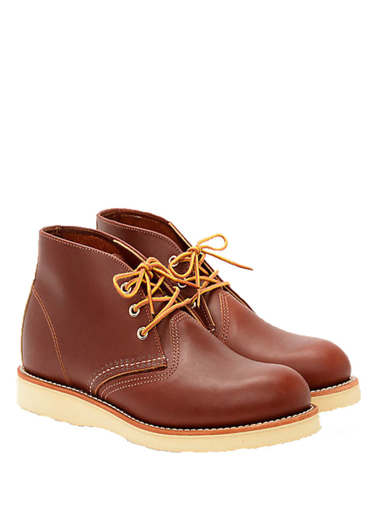 Redwing 3139 Chukka Boot in Copper