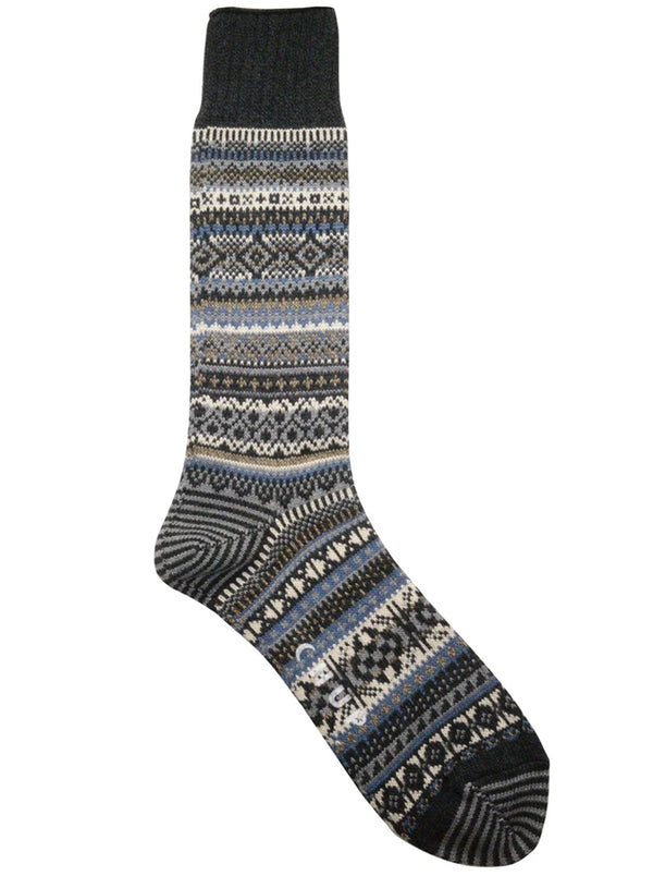 Chup Baile Socks in Charcoal