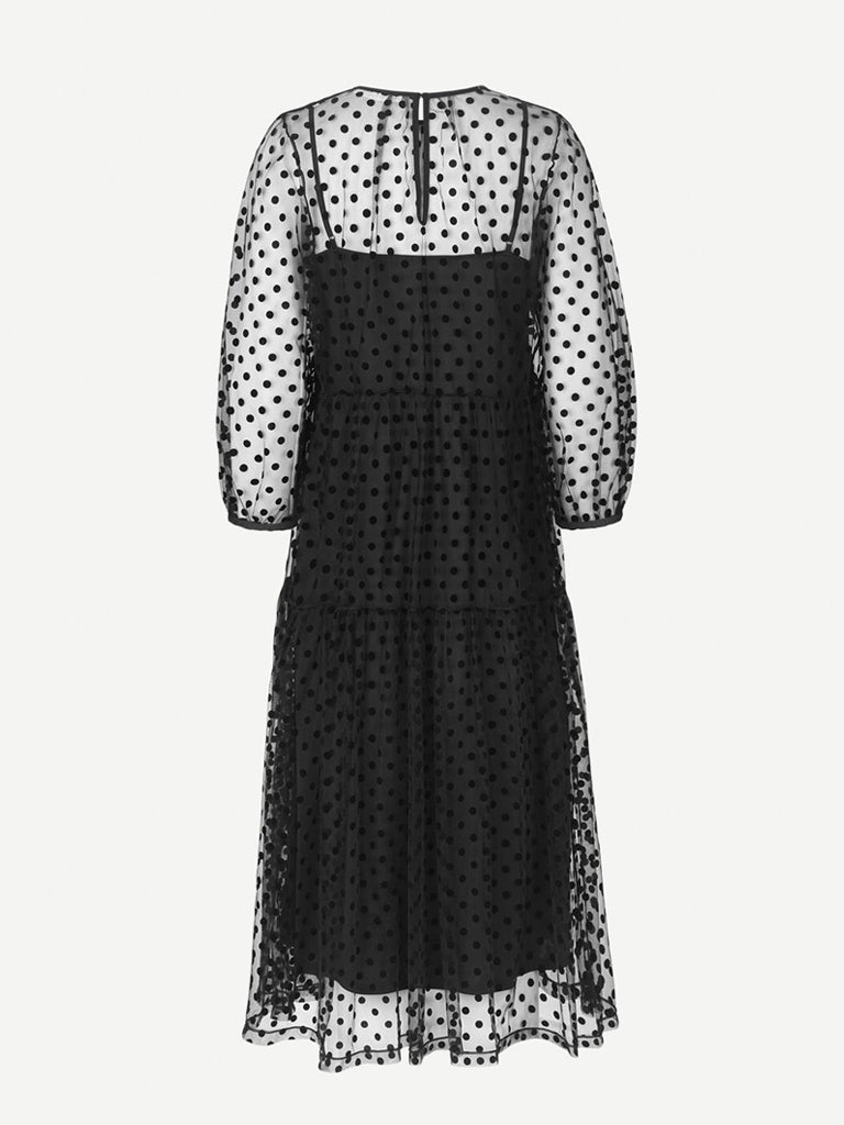 Samsoe Samsoe Madie Dress in Black