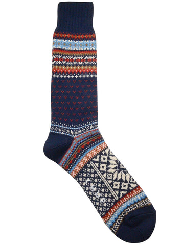 Chup Vott Sock in Denim