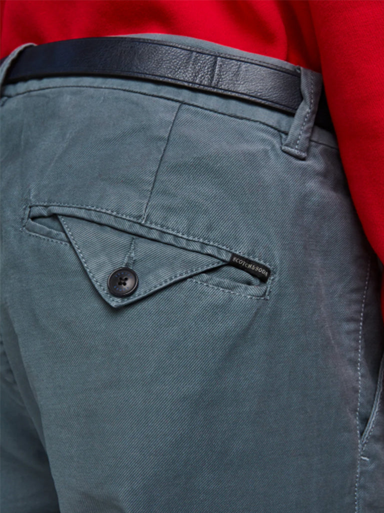 Scotch & Soda Chino in Steel