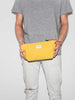 Sandqvist Cleo Wash Bag in Yellow