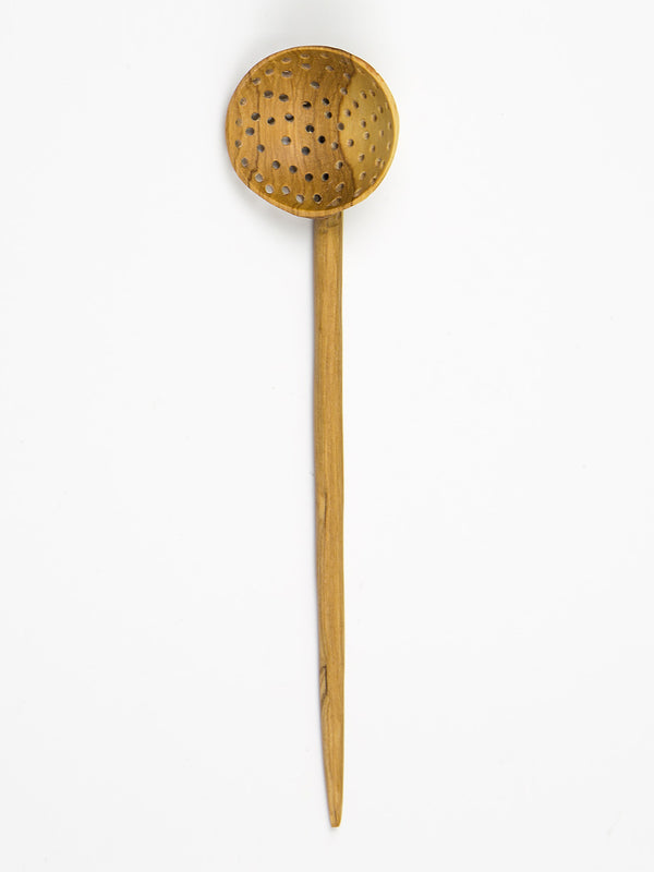 Afro Art Olive Spoon in Olive wood