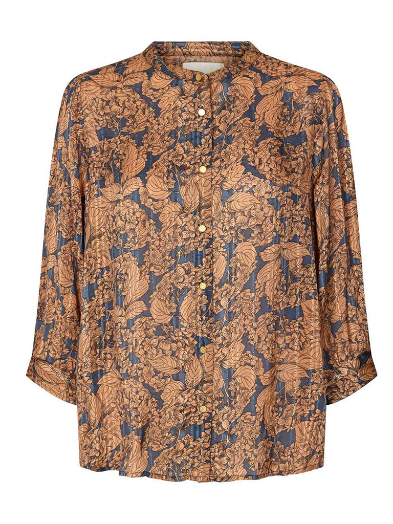 Lolly's Laundry Amalie Shirt in Flower Print