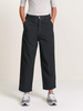 Bellerose Pasop Wide Leg Trouser in Black Blue