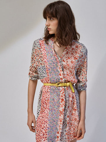 Suncoo Cassie Multicolour Dress