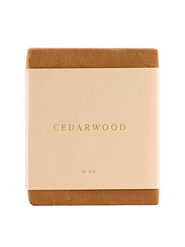 Saipua Cedarwood Soap