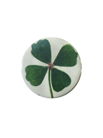 John Derian Clover Pocket Mirror