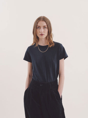YMC Day T-Shirt in Navy