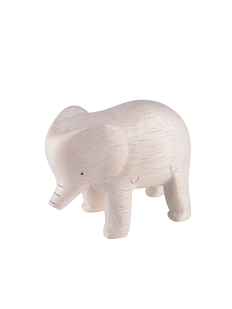T-Lab Wooden Elephant