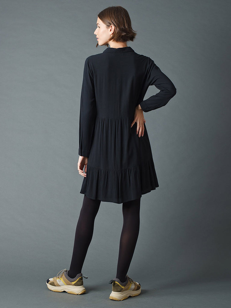 Indi & Cold Eloise Dress in Black