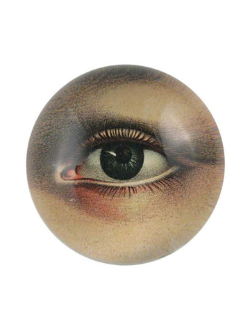 John Derian Eye (Left) Paperweight