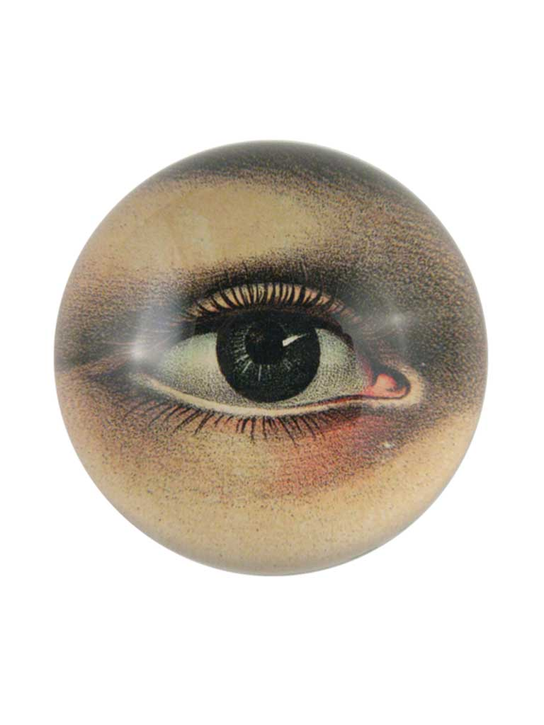 John Derian Eye (Right) Paperweight