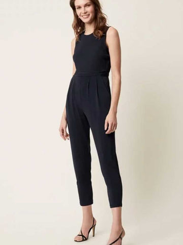 Great Plains Adria Jumpsuit in Space Navy