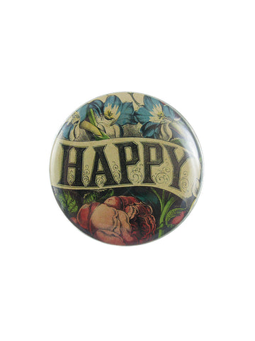 John Derian Happy Pocket Mirror