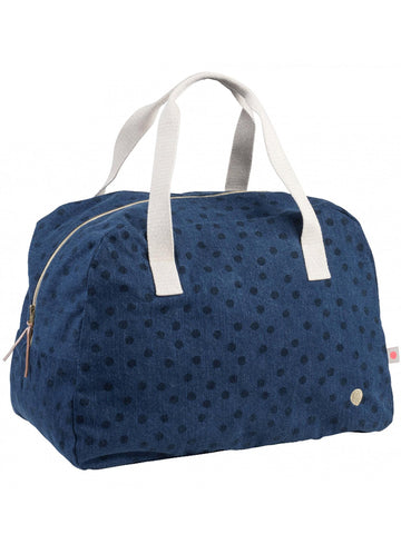 La Cerise Sur Le Gateau Weekend Bag in John Polka