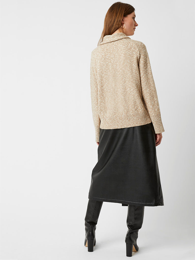 Great Plains Kate Jumper in Coco Cream Multi