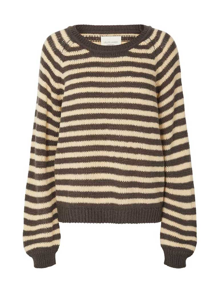 Lolly's Laundry Lana Jumper in Black