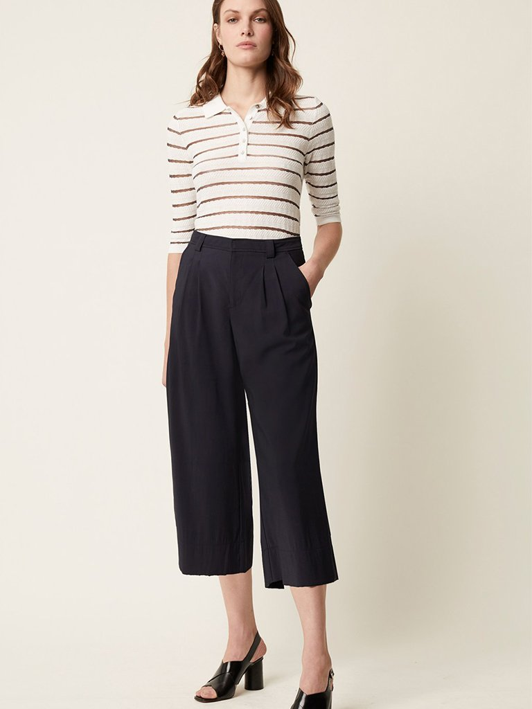 Great Plains Lina Culottes in Space Navy