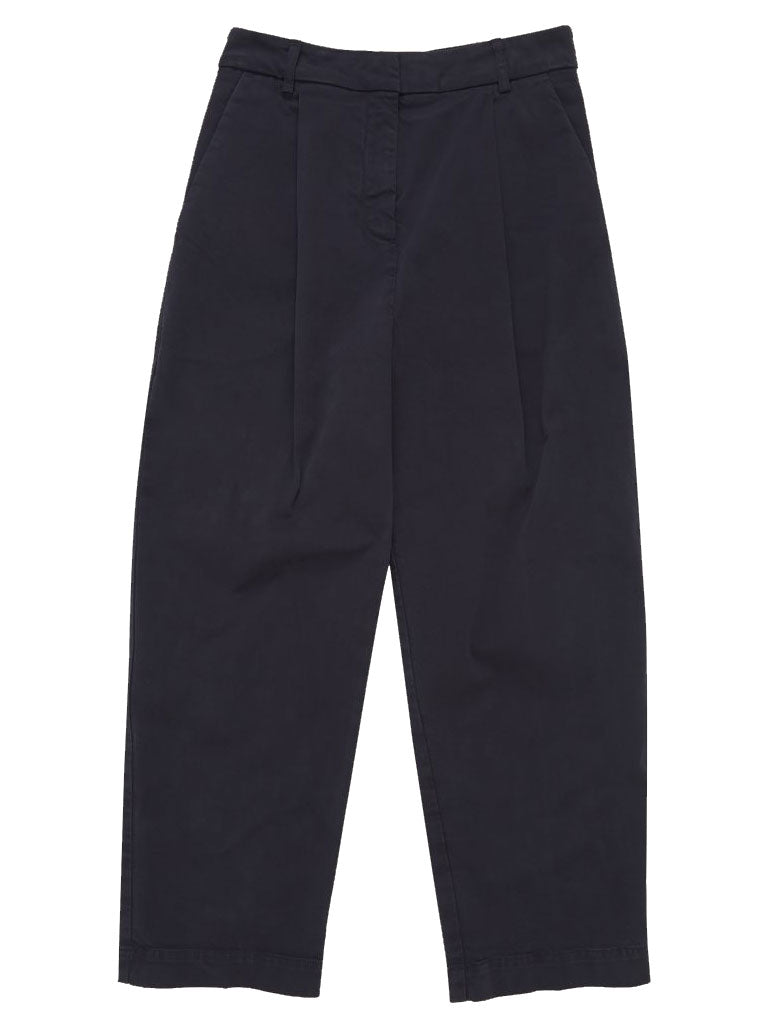 YMC Market Trouser in Navy