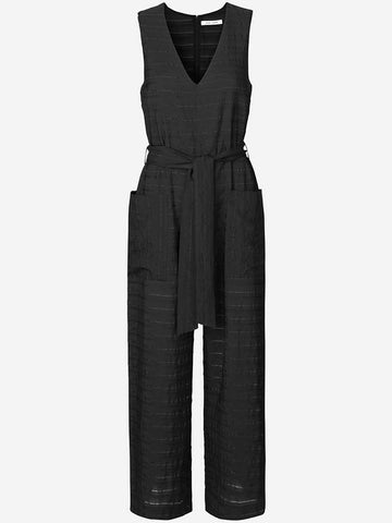 Samsoe Samsoe Matera Jumpsuit in Black