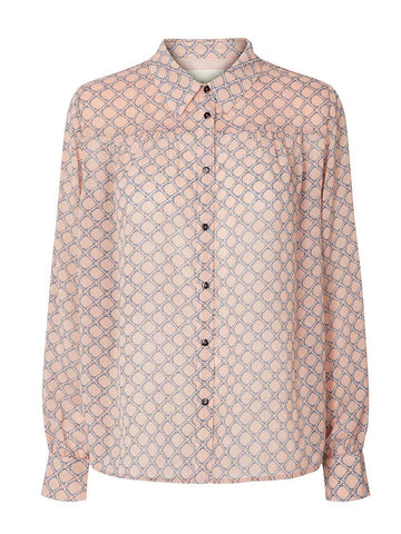 Lolly's Laundry Molly Shirt in Dusty Rose