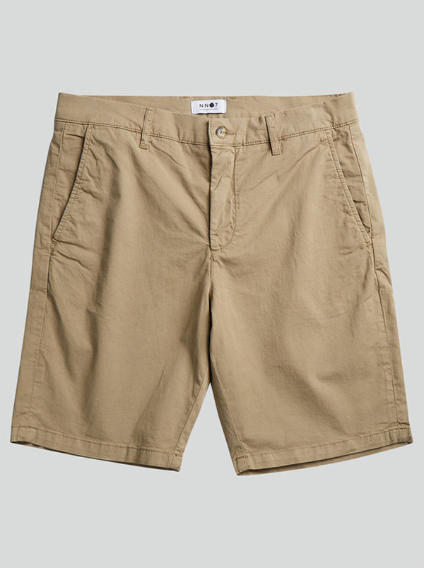 NN07 Crown Shorts in Khaki