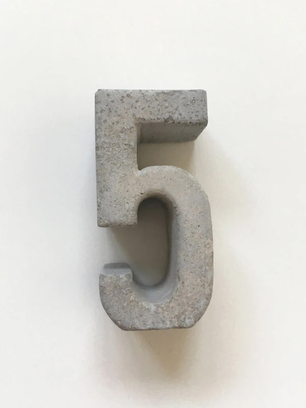 Concrete Number 5