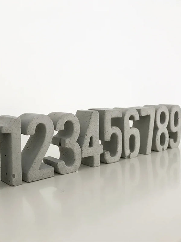 Concrete Number 7
