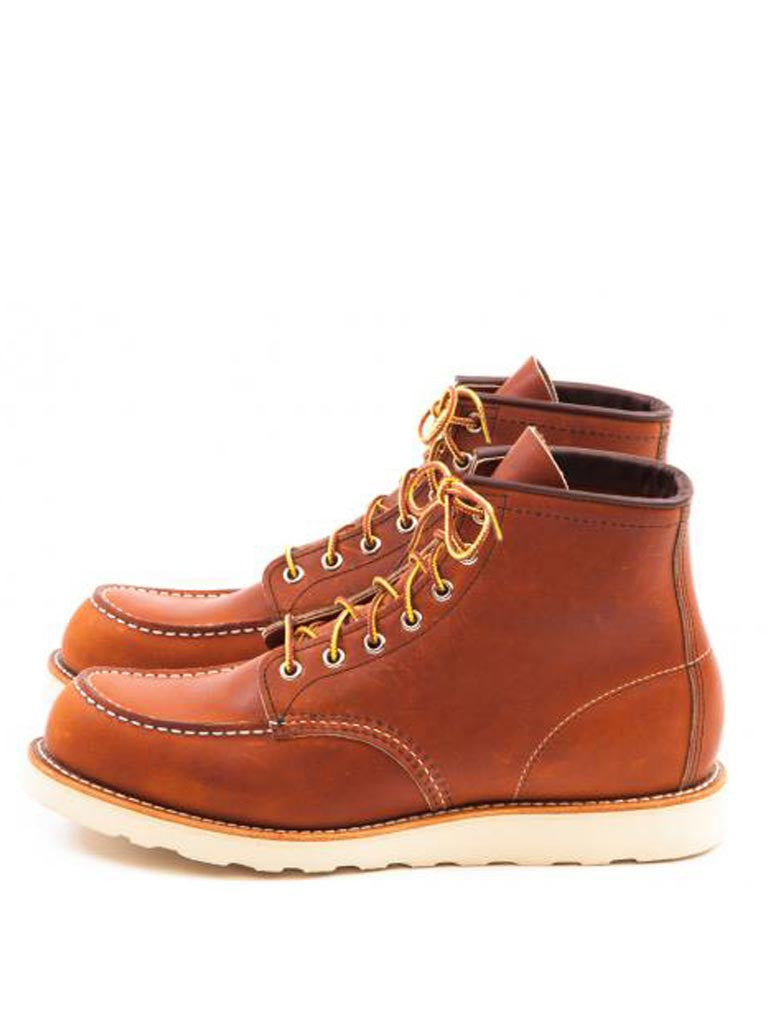 Redwing 875 Moc Toe Oro Boot