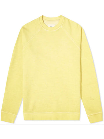 Folk Rivet Sweat in Light Gold