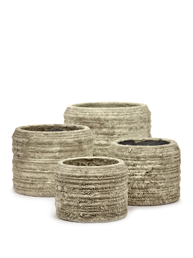Serax Small Rockstone Pot