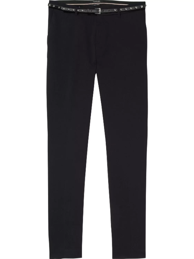 Maison Scotch Tailored Trousers in Navy