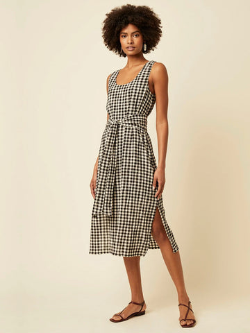 Great Plains Sorella Dress in Black & White
