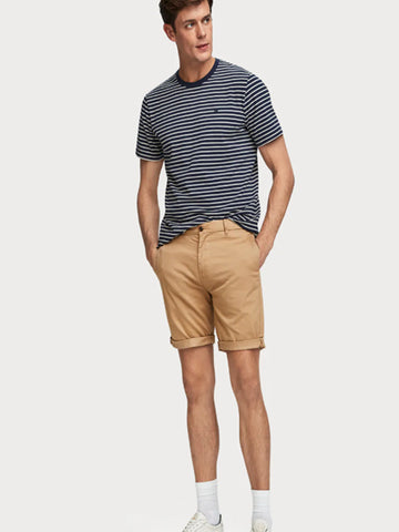 Scotch & Soda Stuart Shorts in Sand