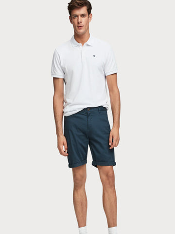 Scotch & Soda Stuart Shorts in Steel
