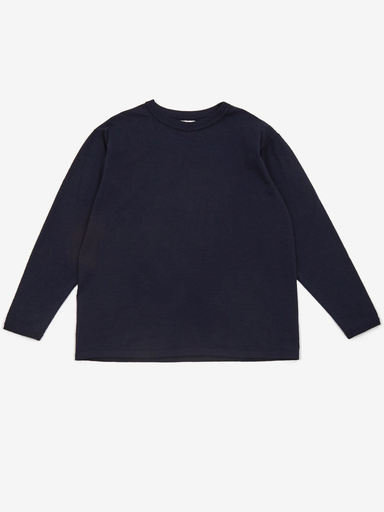 Sunray Makaha Long Sleeve T-Shirt in Dark Navy