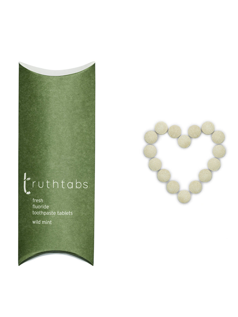 Wild Mint Toothpaste Tablets