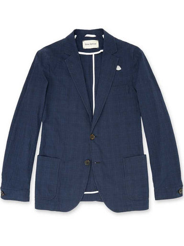 Oliver Spencer Theobald Jacket in Hesketh Navy