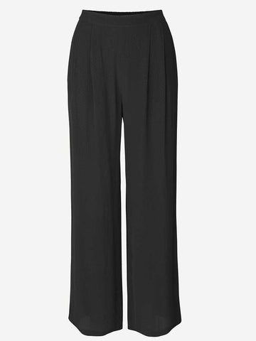 Samsoe Samsoe Ganda Trouser in Black