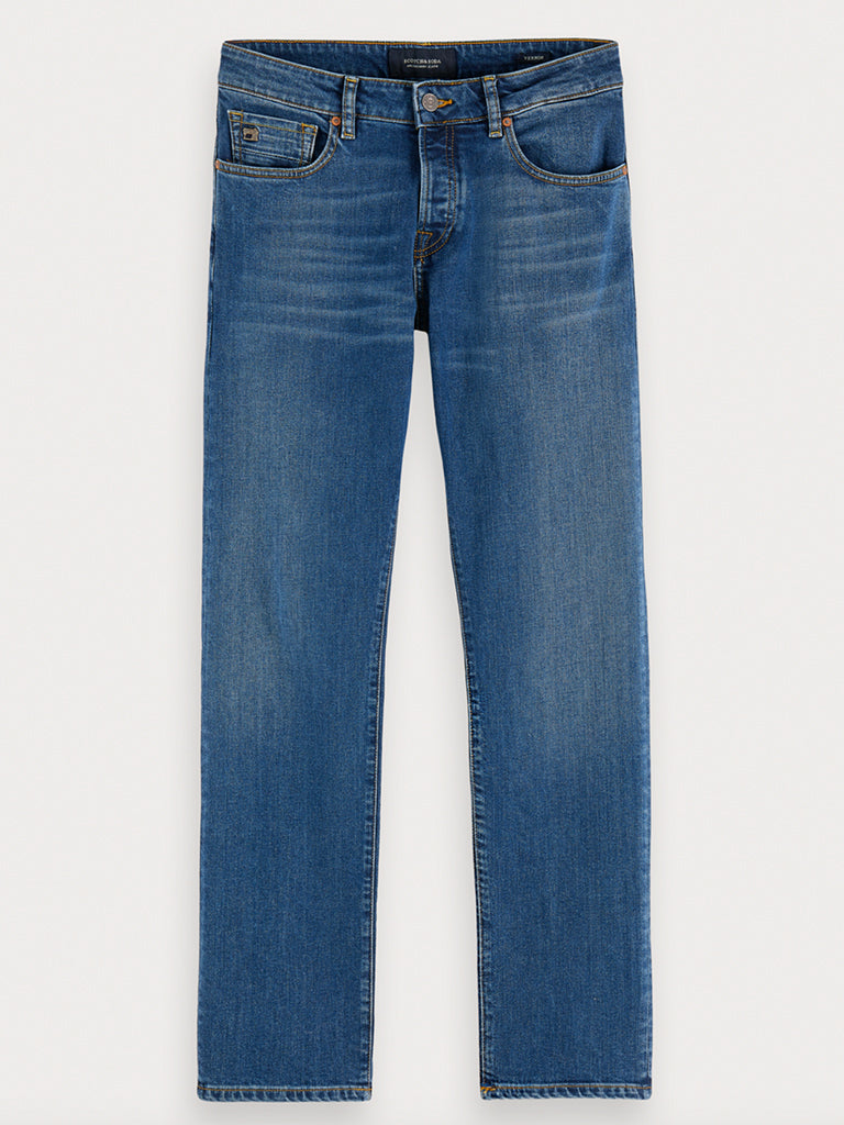 Scotch & Soda Vernon Jeans in Don't Forget Blauw