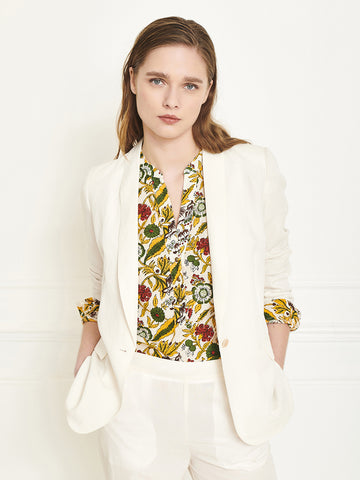 MKT Studio Vizaro Jacket in Cream