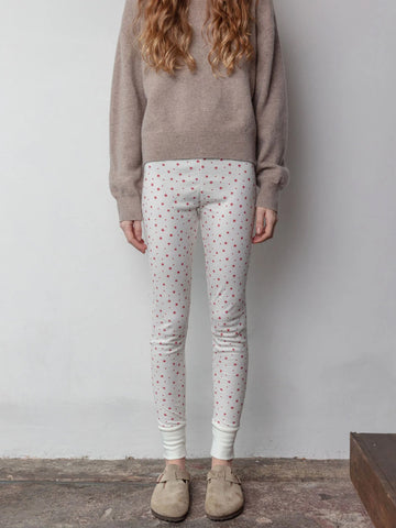 Sleepy Doe Women's Leggings in Winter Star