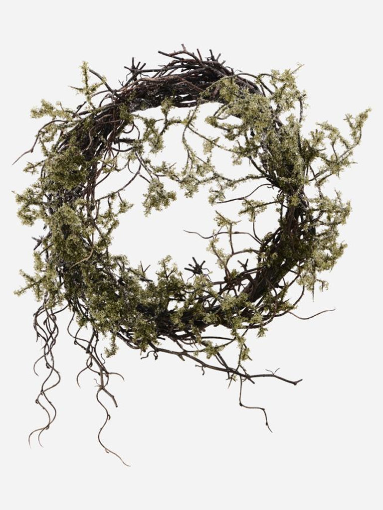 House Doctor Wild Moss Wreath