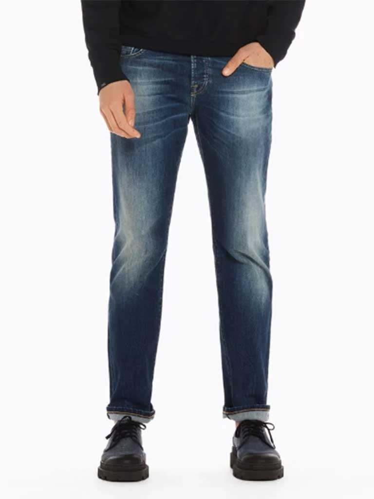 Scotch & Soda Vernon Jeans in Blauw Sugar
